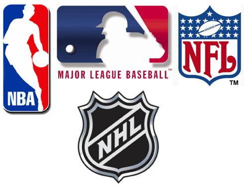 nba-mlb-nfl-and-nhl-logos1