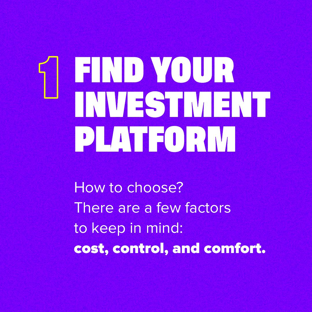Find you investment platform