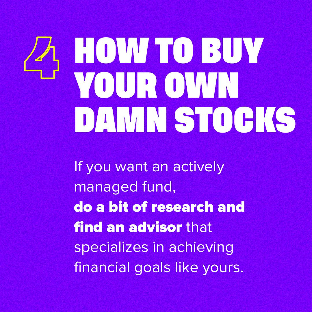 How to buy your own stocks