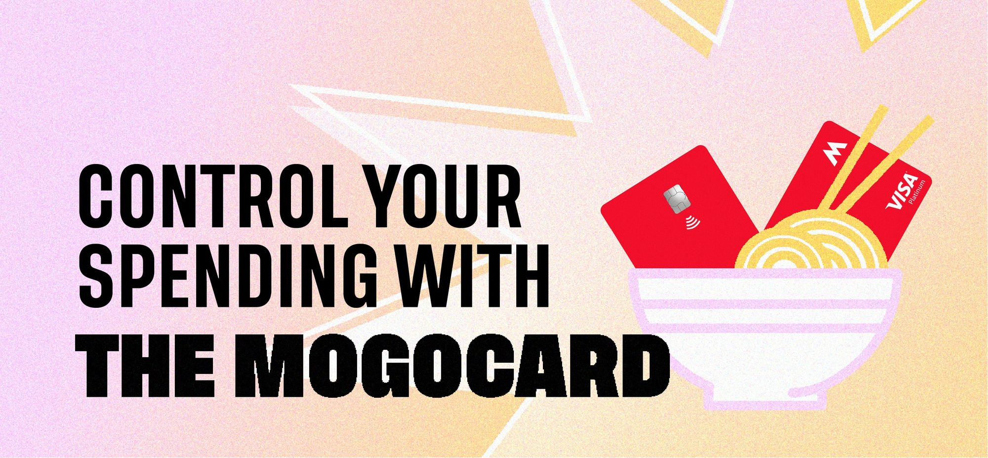 Control your spending with the Mogocard