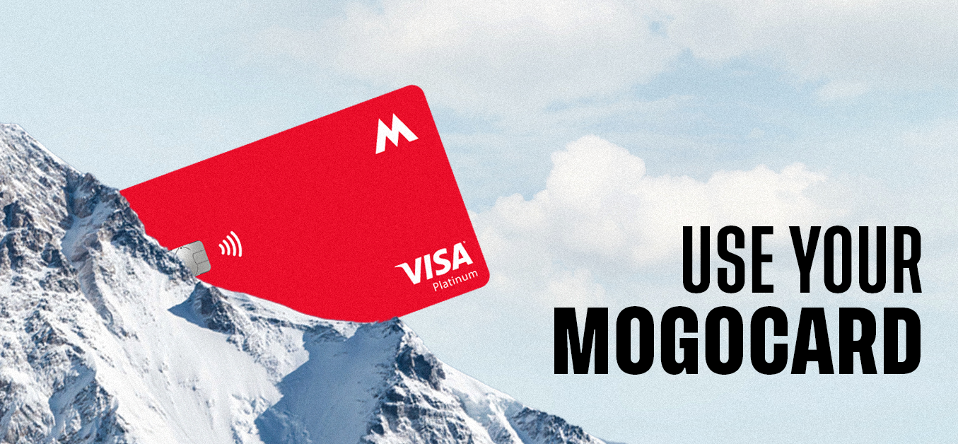 Use your MogoCard