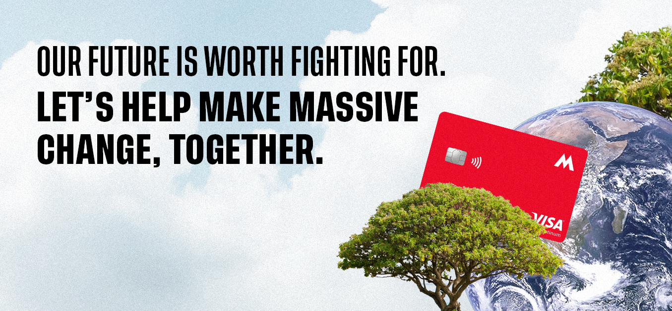 Our future is worth fighting for. Let's help make massive change, together.